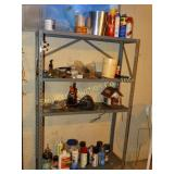 "Shelf 12"" x 60"" x 36"" & Contents"