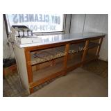 "Handmade Shop Counter 26""d x 120""L x 41""h  (no"