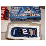 Kevin Harvic #2 car 2001 1:24 scale stock car NIB