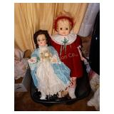 Plastic Baby Dolls- Eugene doll, etc. in 18 gal.