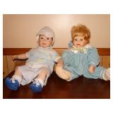Porcelain Dolls- Prince William at 1 yr. old