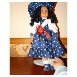 Porcelain Doll - Traditions w/tag