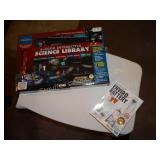 Science Library & Enviro Battery kit NIB ?