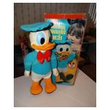 Romper Room Dancing Donald Duck in orig. box