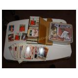 Asst. Baseball Cards & 1999 Upper Deck Lunch Box