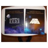 Star Wars Lithographs ?