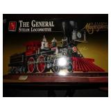 Ertl  1/25 scale plastic model kit The General
