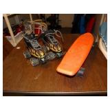 GT Grentec Coyote II Skate Board & Speed Freaks