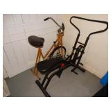 Cardio Glide Weslo & Stationary Bike