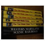 Western Maryland Railway VHS, Old Main Line, 1-5