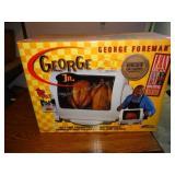 George Foreman Roasting Machine, NIB