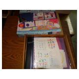 """12"""" x 12"""" memory album kit, NIB"""