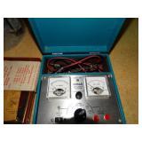 Conar model 200 appliance tester