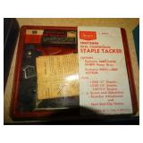 NIP craftsman dual compression staple tacker