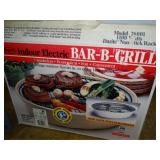 Dazey indoor grill, original box