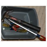 Craftsman Hammer and screwdriver assortment