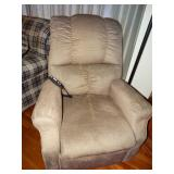 Pride lift chair, with manual
