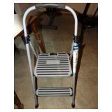 Costco folding 2 step stool