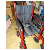 Everst and Jennings wheel chair
