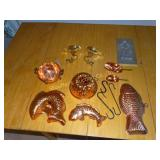 Copper molds etc.
