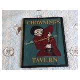 Chownings Tavern sign