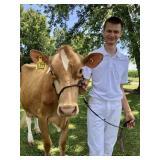 Braden Hartman Dairy Project