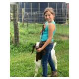 Lila Kleiner Goat Project