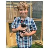Esaiah Golovay Poultry Project