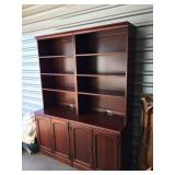 Two Piece Bookshelf