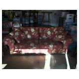 Floral Print Sofa in Nice Condition