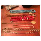 Large Lot of Necklaces
