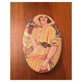 Small Coca Cola Tin 3 inches