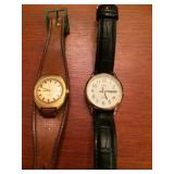 2 Timex Watches