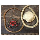 Beautiful Jewelry from Exotic Locales