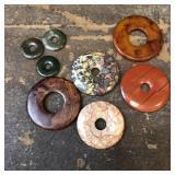 Beautiful donut talismans