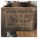 "Vintage Crate ""Farmer"