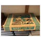 Vintage Marx HO Train Set