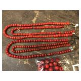 Sherpa Coral Beads