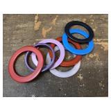 Melamime and Plastice Bracelets