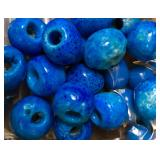 Blue Beads- Includes Donkey Beads from Iran