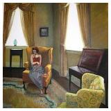 Woman in Sitting Room