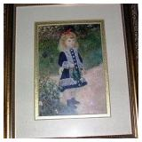 Little Girl Renoir