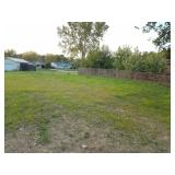 One-half Acre lot