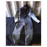 Aqua Lung men's large wetsuit 7 mm