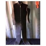 Custom Harvey wetsuit