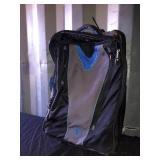 Departure aqua Lung suitcase