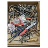 ASSTD ALLEN WRENCHES, T WRENCHES, ETC