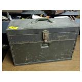 METAL MACHINIST BOX 3 DRAWERS