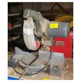 SEARS 3 HP CONTRACTOR MITRE SAW