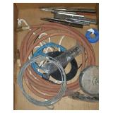 CRAFTSMAN CHISSLE, HOSE CABLE, CLAMPS, ETC